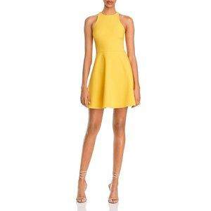 Likely Halter Fit & Flare Dress